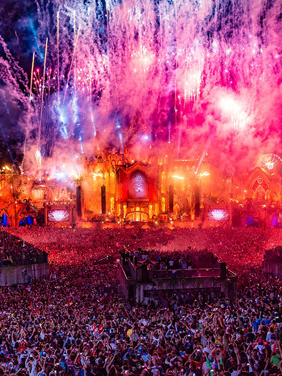 Tomorrowland Festival, Belgium