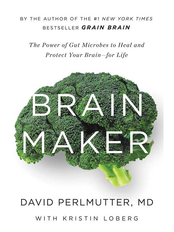 Healthy Book: Brain Maker